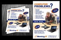 Contest Entry #6 for Flyer Design for Mobile Computer Repair Business
