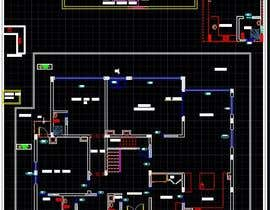 #24 для Design CAD floor plans, site plan and elevations for a large house от sifou07