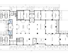 #26 для Design CAD floor plans, site plan and elevations for a large house от arkitekFRIDAY