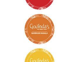 Nro 3 kilpailuun make a label for different packed spices käyttäjältä cnbrito