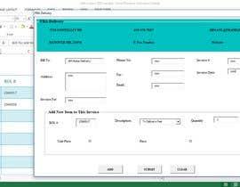 #7 for Build an invoice form that I can reuse in excel af padriyawork