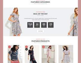 #7 for Redesign my website using the existing theme including the header and logo for Mobile Aesthetic by hosnearasharif