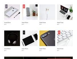 #3 for Redesign my website using the existing theme including the header and logo for Mobile Aesthetic by ShofiqulCSE
