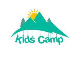 #29 для Logo for Kids Camp T-shirt от speedpro02