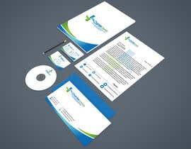 Nro 126 kilpailuun Business Cards, Email Signature , Social Media, Letter Head, Envelops, Files  and document folders käyttäjältä khadijakhatun233