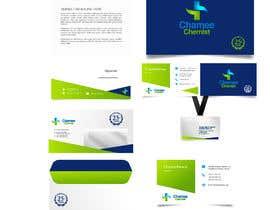 Nro 143 kilpailuun Business Cards, Email Signature , Social Media, Letter Head, Envelops, Files  and document folders käyttäjältä UxUiWebDevaloper