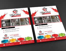 #12 cho Painters Bussiness Flyers bởi arjp00