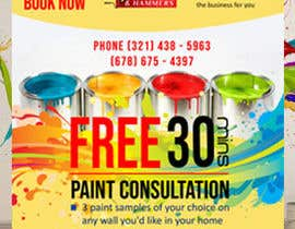 #27 cho Painters Bussiness Flyers bởi Win112370
