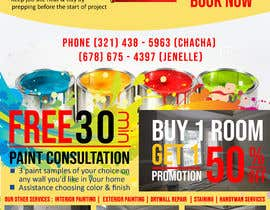 #34 cho Painters Bussiness Flyers bởi Win112370