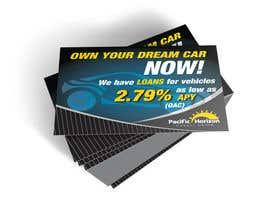 nº 19 pour Flyer Design for Auto Loan Ad par ucanwinu