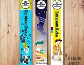 #22 для Desain Pembatas Buku, 3 Desain от kvnkeysa
