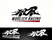 Logo Design for Woolich Racing için Graphic Design94 No.lu Yarışma Girdisi