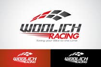 Logo Design for Woolich Racing için Graphic Design75 No.lu Yarışma Girdisi
