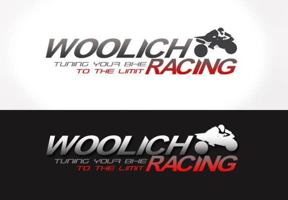 Konkurrenceindlæg #                                        79                                      for                                         Logo Design for Woolich Racing