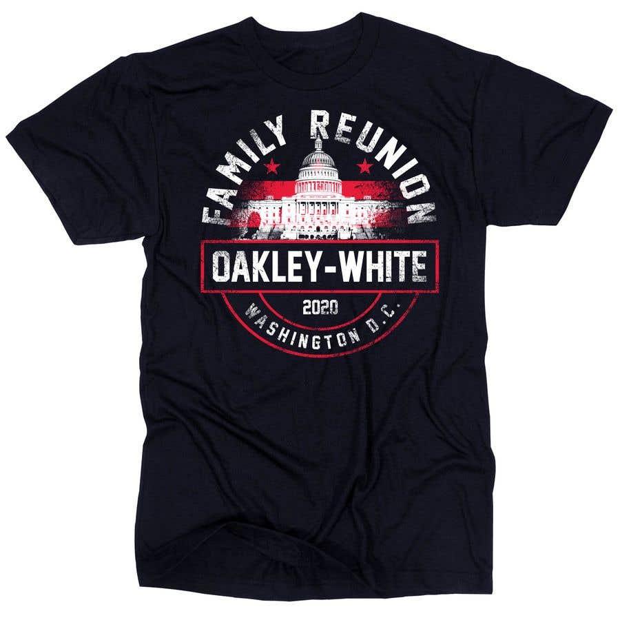 Kilpailutyö #71 kilpailussa Oakley-White T-shirt design