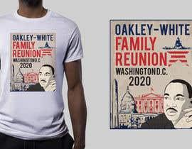Nro 58 kilpailuun Oakley-White T-shirt design käyttäjältä uzmaq74