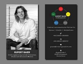 #272 for Competition of my personal business card by prionto909