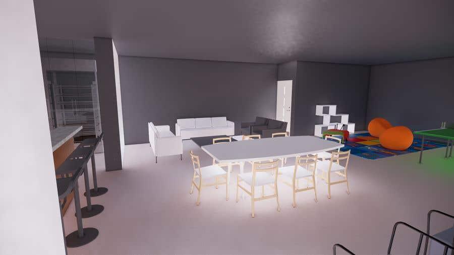 Inscrição nº 29 do Concurso para Design the ideal basement!
