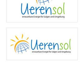 nº 168 pour Logo Design for the private association Uerensol par KreativeAgency
