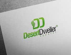 ishwarilalverma2 tarafından Desert Dweller Logo için no 334