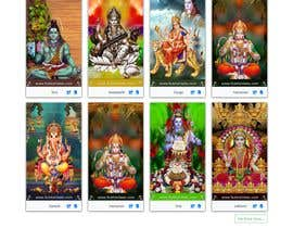 #14 для Require a fantastic design for spiritual wallpapers website от jonisutradhor