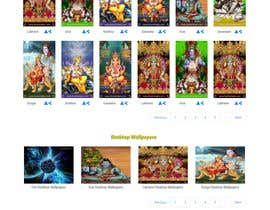 #24 для Require a fantastic design for spiritual wallpapers website от jonisutradhor
