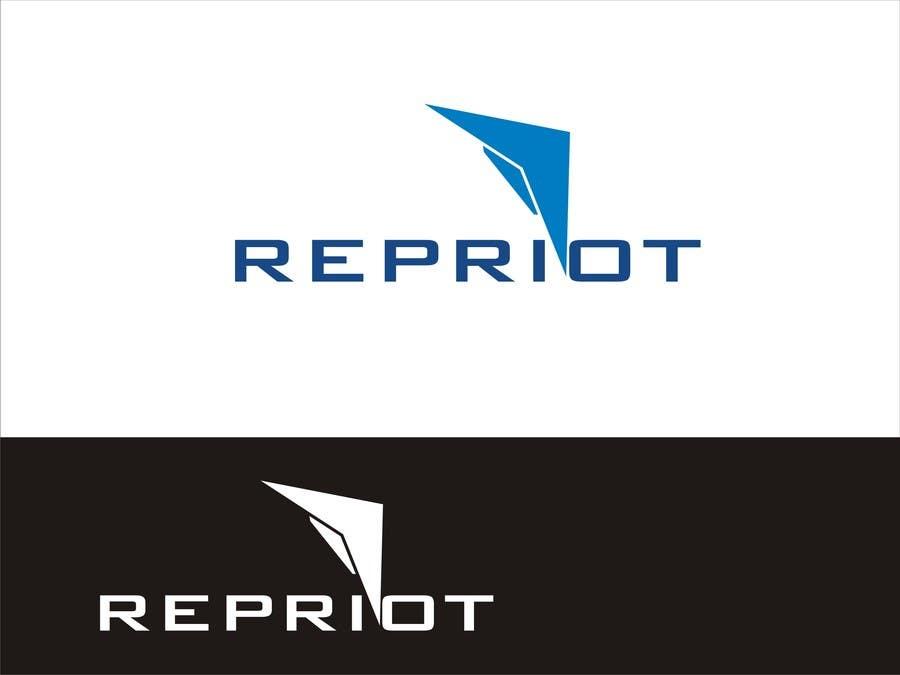 Bài tham dự cuộc thi #18 cho Repriot.com Logo Contest