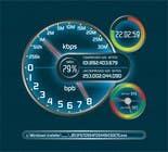 design mockup of 7-Zip compression dialog window için Graphic Design10 No.lu Yarışma Girdisi