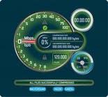 design mockup of 7-Zip compression dialog window için Graphic Design17 No.lu Yarışma Girdisi