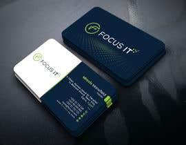 #95 untuk design business card for IT company oleh shorifuddin177