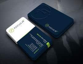 nº 102 pour design business card for IT company par shorifuddin177