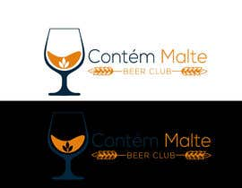 #176 for Build a logo for a beer club company af mb3075630