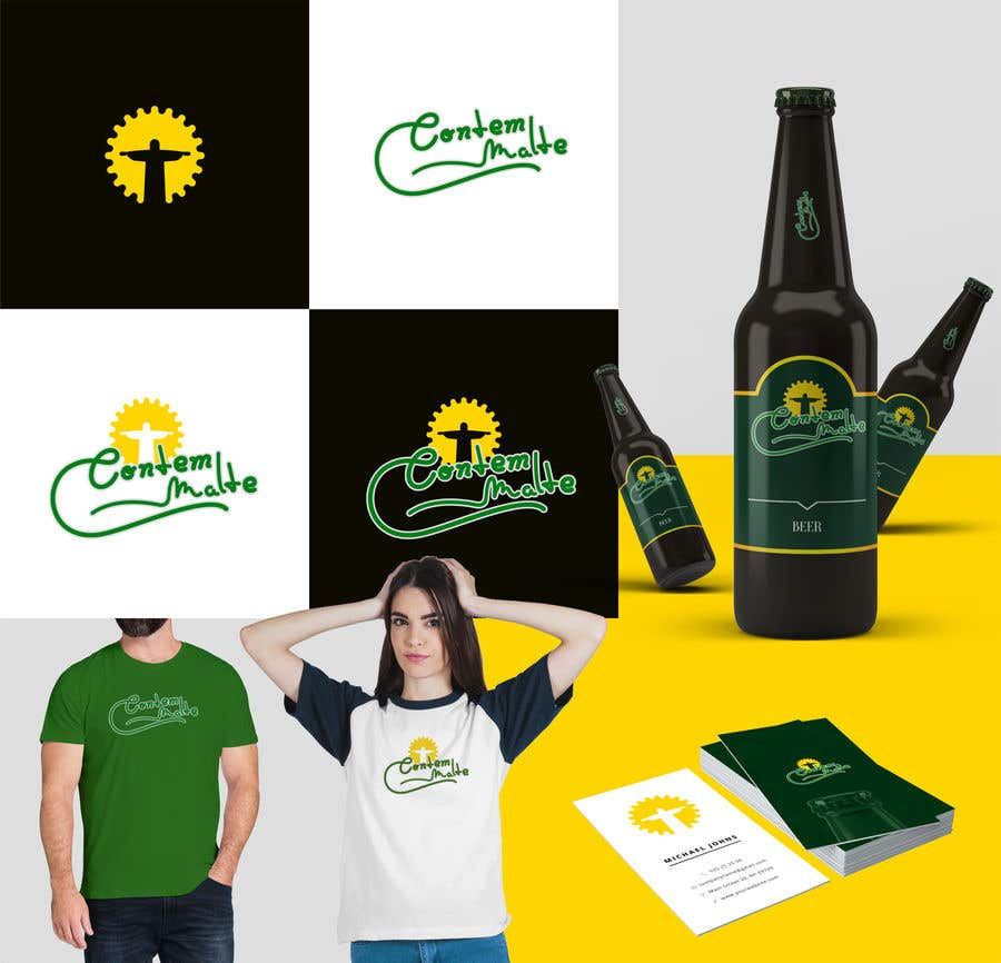 Proposition n°12 du concours Build a logo for a beer club company