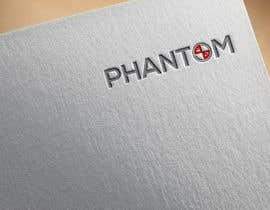"#218 para I need to develop brand logo for the GPS tracking system ""Phantom"" por Logozonek"