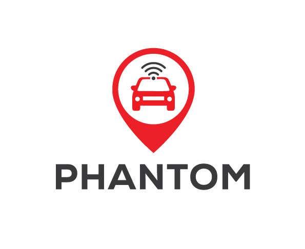 """Inscrição nº 287 do Concurso para I need to develop brand logo for the GPS tracking system """"Phantom"""""""