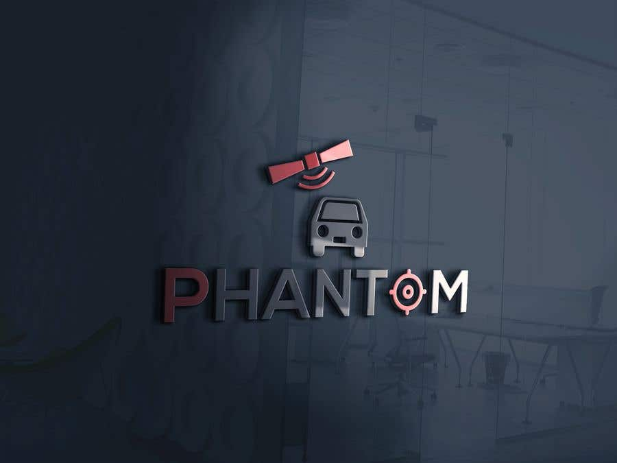 "Inscrição nº 276 do Concurso para I need to develop brand logo for the GPS tracking system ""Phantom"""