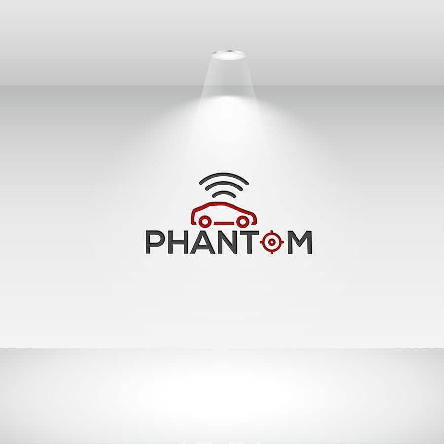 """Inscrição nº 282 do Concurso para I need to develop brand logo for the GPS tracking system """"Phantom"""""""