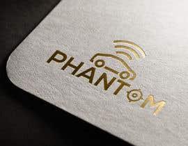 "#284 untuk I need to develop brand logo for the GPS tracking system ""Phantom"" oleh salauddinbiplob"