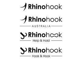 Nro 19 kilpailuun New Safehook Product Logo - Rhino Hook käyttäjältä littlenaka
