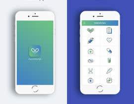 #86 para Logo and App Icon for MedTech project por elvin000001