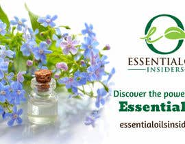 #6 for Facebook Cover Image for Essential Oil Facebook Community af inetajmer