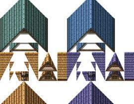 #52 for Village houses/roofs illustration af SK813