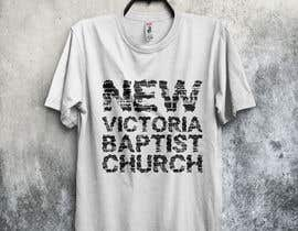 #49 for Simple Church T-Shirt Design by RobiulDesign30
