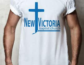 #45 for Simple Church T-Shirt Design by ponkojmondal