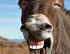 #45 for Photoshop in nice teeth into 2 animal photos (Funny picture required) by srmon
