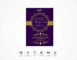 #68 for Invitation Cards by firewardesigns