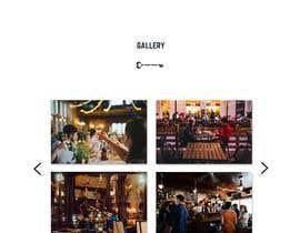 #10 für Website design HOME page   MOCK von milanakdesign