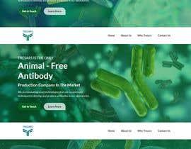 Nro 53 kilpailuun Improve the top green banners in our website. käyttäjältä CoderSagor