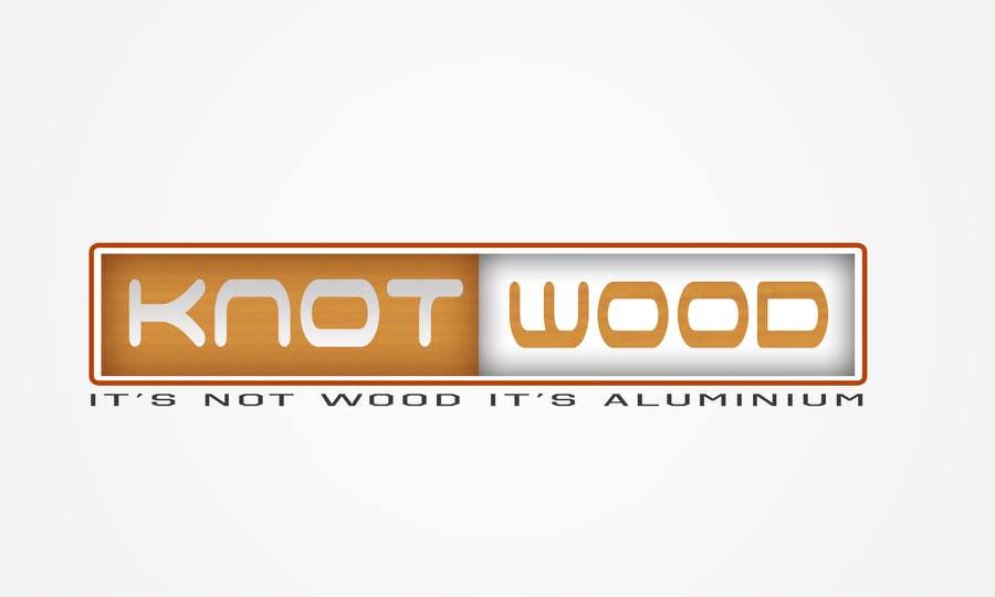 Inscrição nº                                         16                                      do Concurso para                                         Logo Design for Knotwood AUS