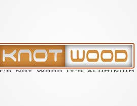 #16 para Logo Design for Knotwood AUS por GeorgeSamy